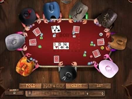 Governor of Poker :: Учись играть в Покер