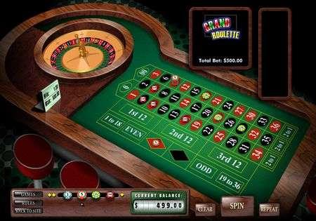 Grand Roulette :: Играй в Рулетку