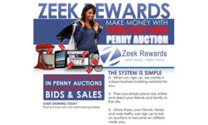 Возврат денег из ZeekRewards